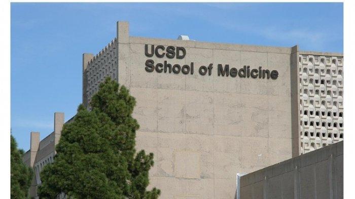 Rumah sakit San Diego, AS, tempat penelitian onat kolesterol Statin yang bisa menurunkan risiko kematian pasien covid-19