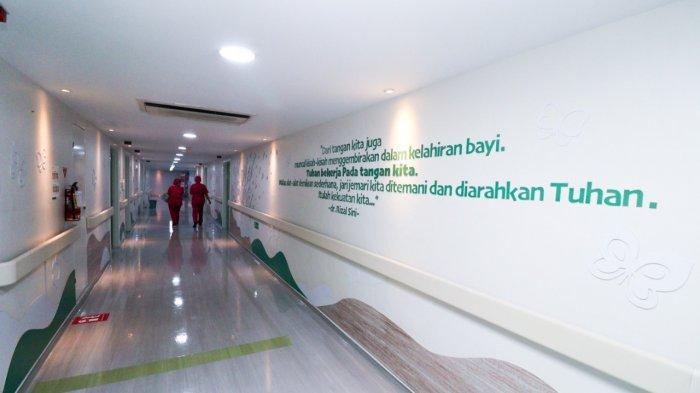Rumah Sakit Ibu dan Anak (RSIA) Bunda Jakarta yang terletak di kawasan Menteng, Jakarta Pusat.