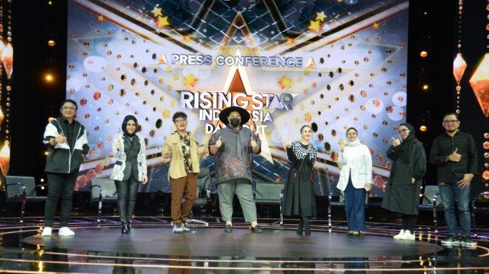 Rising Star Indonesia Dangdut Manjakan Pecinta Dangdut Milenial dengan Teknologi Mutakhir