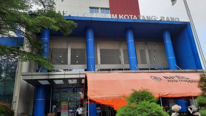 RSU Kota Tangerang Kewalahan Tangani Penambahan 100 Persen Pasien Covid-19
