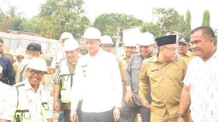 Gubernur Wahidin Halim Berambisi Bangun Pelayanan Kesehatan di Pelosok Banten, Biar Merata