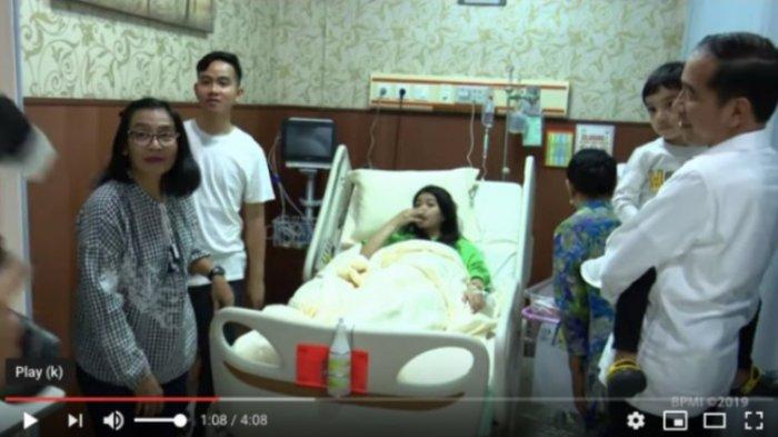 Sifat dan Karakter Cucu Ketiga Jokowi, Kata Ahli Budaya Jawa: Setia, Tegar dan Punya Kepedulian