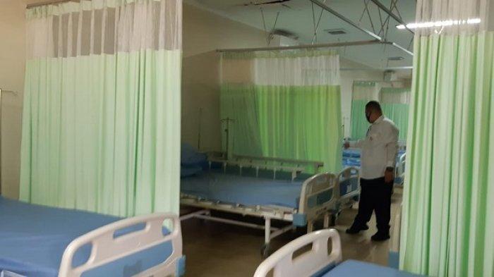 Pasien Virus Corona Meningkat di Kota Bekasi, Stadion Patriot Candrabhaga Sediakan Ruang Isolasi