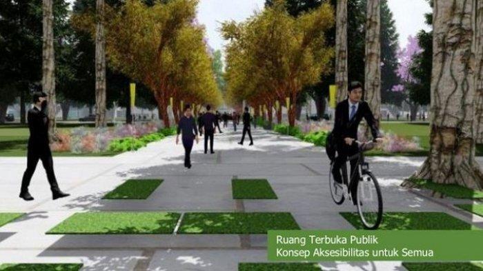 AS danUEA Berminat Jadi Investor Ibu Kota Baru, Ada 6 Klaster Utama yang Akan Dibangun