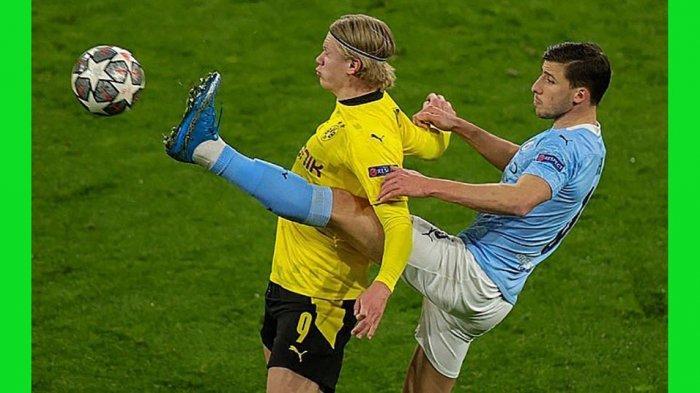 Ruben Dias sukses menjadi pemain belakang Manchester City di tahun pertamanya dia bergabung setelah di beli dari