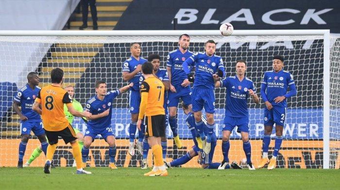 Live Streaming dan Startin XI Leicester vs Leeds United, Tanpa Jamie Vardy Bisa Geser Man United?