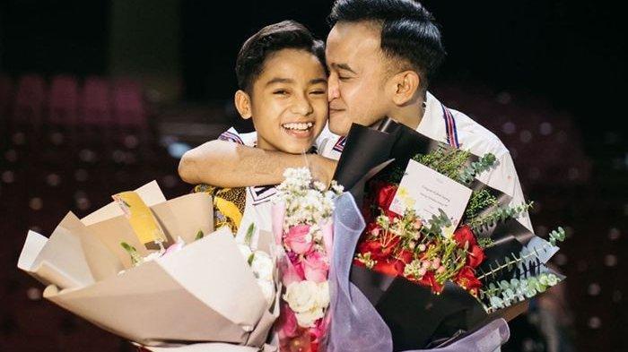 Betrand Peto Tak Tahu Punya Fans, Ruben Onsu: Dia Cuma Senang Kalau Ada yang Mau Foto Bersama