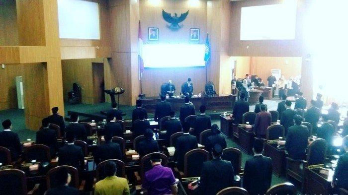 Rudi Susmanto dari Partai Gerindra Ditetapkan sebagai Ketua DPRD Kabupaten Bogor