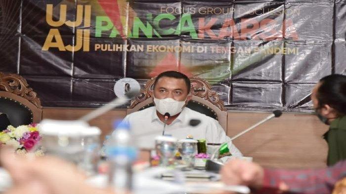 DPRD Kabupaten Bogor Gelar Diskusi Pulihkan Ekonomi, Ini Komentar Rudy Susmanto Tentang Pancakarsa