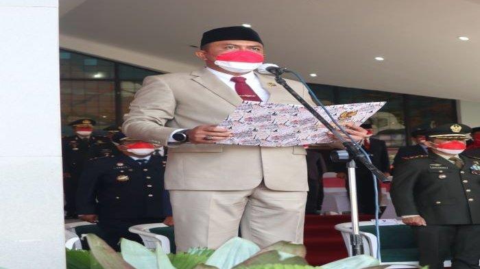 Ketua DPRD Kabupaten Bogor Rudy Susmanto Ingatkan Gotong Royong untuk Indonesia Tangguh dan Tumbuh