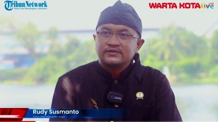 Rudy Susmanto Ketua DPRD Kabupaten Bogor Minta BPJS Kesehatan Cairkan Klaim Dana Pasien Covid-19