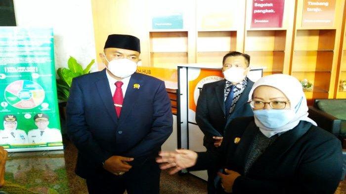 Tanggapan Rudy Susmanto Soal LKPJ 2020 Bupati Bogor Ade Yasin di Sidang Paripurna