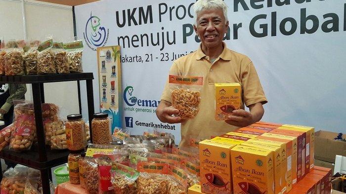 Johan Yuniarto: Pasca-Pensiun Sukses Rintis Usaha Rumah Abon Berbahan Lele dan Belut