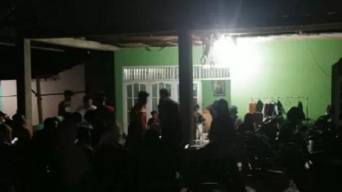 Rumah Angga, Penumpang Sriwijaya Air yang Jatuh di Kepulauan Seribu, Ramai Dikunjungi Kerabatnya