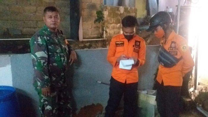 Hujan Deras Bikin Satu Rumah Warga Pabuaran Bojonggede Bogor Rusak