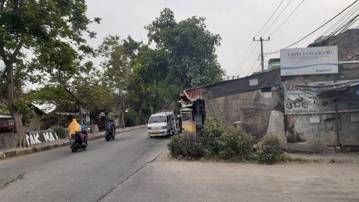 BREAKING NEWS: Selama 13 Tahun Rumah Berdiri di Tengah Jalan Dekat Stasiun Poris Bakal Dipindah