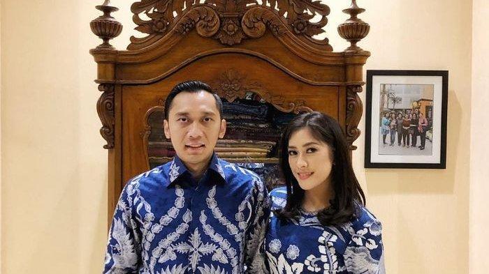 Intip Rumah Ibas Yudhoyono dan Aliya Rajasa Senilai Rp 16 Miliar di Menteng yang Jarang Terekspose