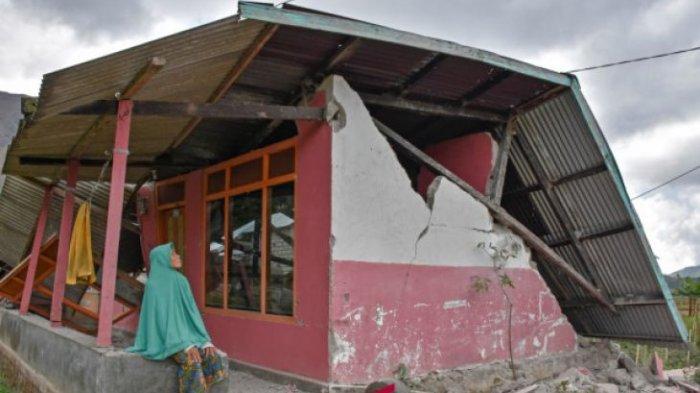 TGB Zainul Majdi Tetapkan Tanggap Darurat Pasca Gempa di Lombok Selama 3 Hari