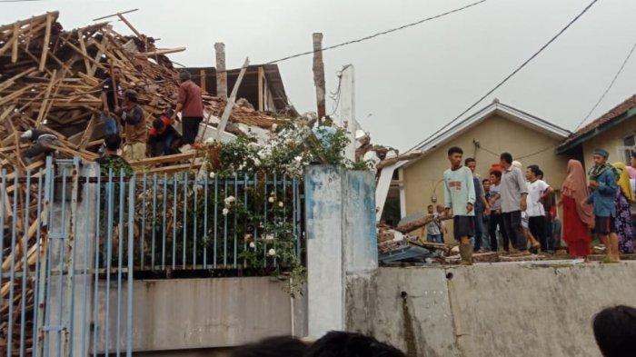 Gempa Guncang Dua Daerah di Jawa Barat Bersumber dari Sesar Cimandiri, Ini Penjelasan BMKG