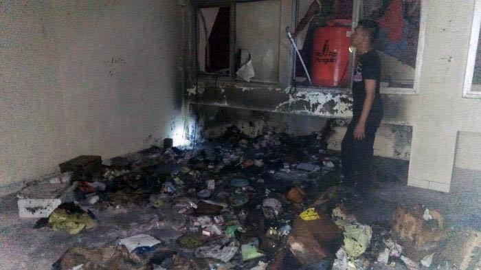 Mau Antar Makanan ke Pasien, Karyawan Panik Ruangan di Lantai Dua RS Suyoto Bintaro Terbakar