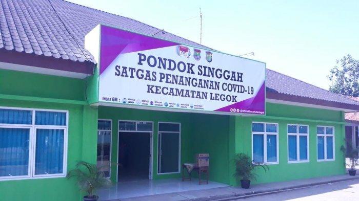 Gedung Bersama Keagamaan di Kecamatan Legok Jadi Pondok Singgah, 72 Pasien OTG Langsung Daftar