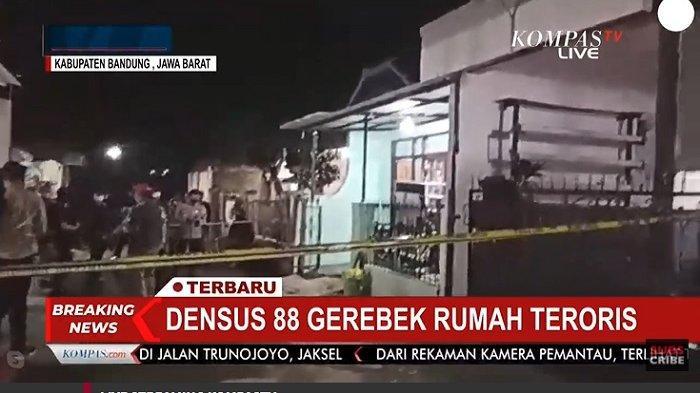 Puluhan Teroris yang Ditangkap Densus 88 Diduga Akan Manfaatkan Momen 17 Agustus untuk Aksi Teror