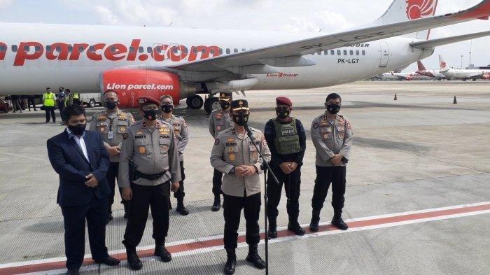 Brigjen Pol Rusdi Hartono Sebut 19 Teroris dari Makassar Adalah Anggota FPI
