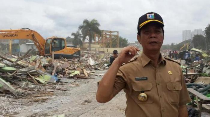 RUSTAM Effendi Akhirnya Ungkap Rahasia Konflik dengan Ahok Hingga Mundur dari Wali Kota Jakut 20216