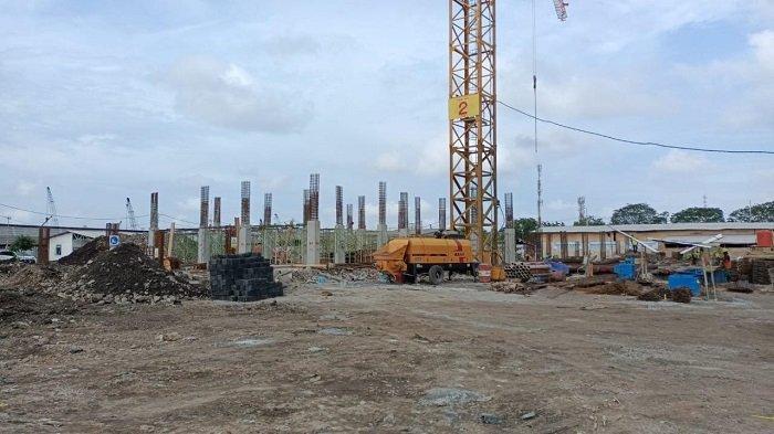 Proyek Lima Blok Kampung Susun Akuarium Penjaringan Rampung Enam Bulan Lagi