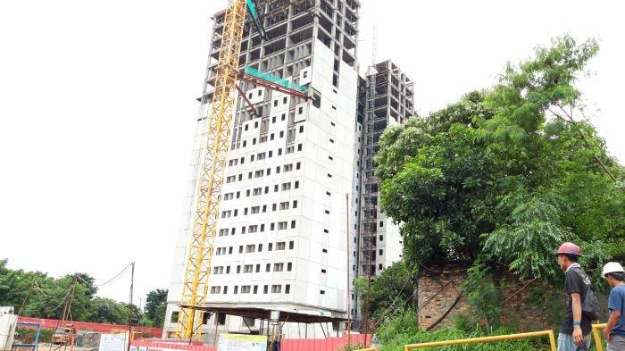 Tanpa Kendala, Pembangunan Rusunami DP Nol Rupiah Rampung Juli 2019