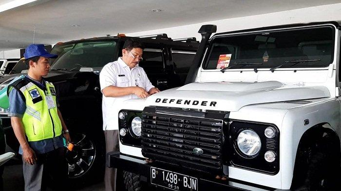 Sebanyak 21 Mobil Mewah Yang Dipajang Di Bursa Otomotif Sunter Diketahui Ternyata Belum Bayar Pajak Warta Kota