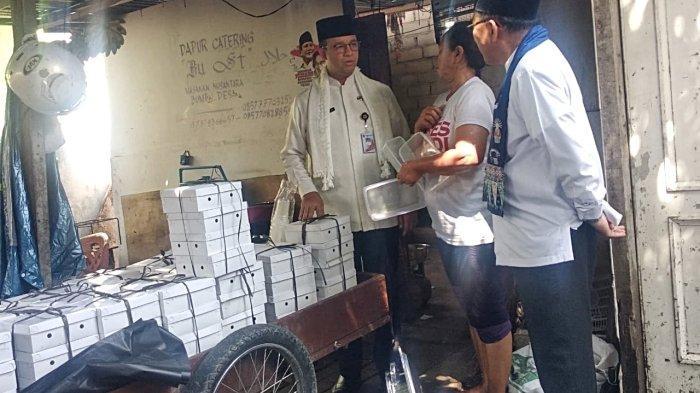 Pedagang Katering Kepulauan Seribu Tagih Modal ke Anies Baswedan setelah Ikut Pelatihan OK OCE