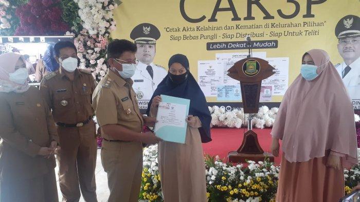 Wakil Wali Kota Tangerang Sachrudin Gulirkan Program Cakep untuk Mempermudah Pelayanan Kependudukan