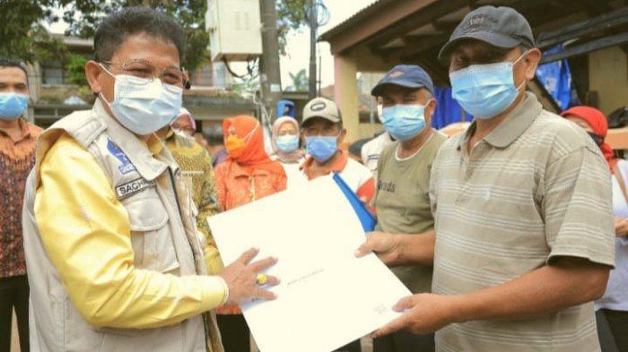 Disdukcapil Gelar Program Peduli Bantu Para Korban Banjir Ganti Dokumen yang Hilang Atau Rusak
