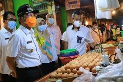 Pemkot Tangerang Pastikan Stok Pangan Tercukupi Sampai Hari Raya Idul Fitri