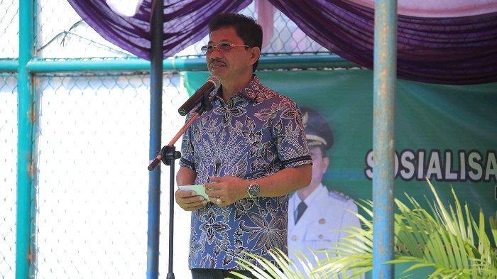 Pemkot Tangerang Gelar Sosialisasi dan Launching Kampung Iklim, Targetkan 50 Kampung