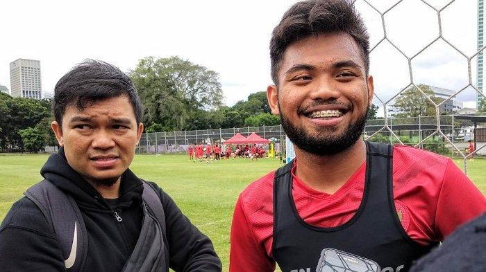 Saddil Ramdani Yakini Shin Tae-yong Bisa Perbaiki Prestasi Timnas Indonesia