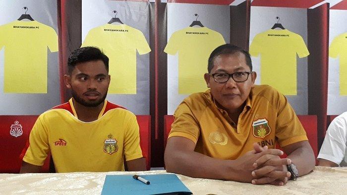 CEGAH Virus Corona COO Bhayangkara FC Minta Pemain Disiplin Keras Jaga Kondisi Tubuh