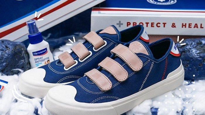 Terjual Habis dalam 3 Menit, Sage Footwear x Hansaplast Kembali Hadirkan Sepatu Edisi Terbatas