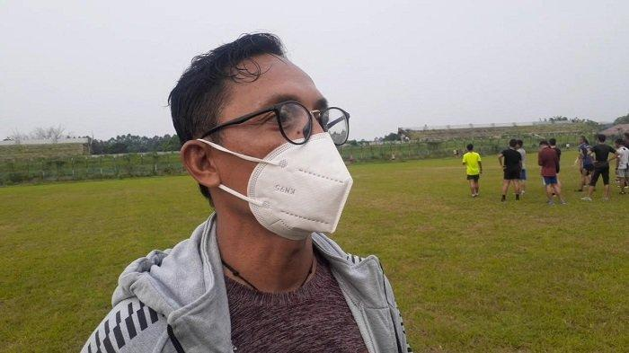 Ambisi Sahala Saragih Bawa Persikota Tangerang Berprestasi ke Liga 2