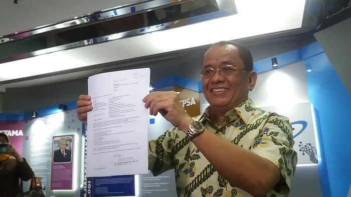 Said Didu Belum Tertarik Jadi Politikus Setelah Lepas Status PNS