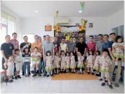 Intip Serunya Acara Father's Day di Saint Monica Jakarta School