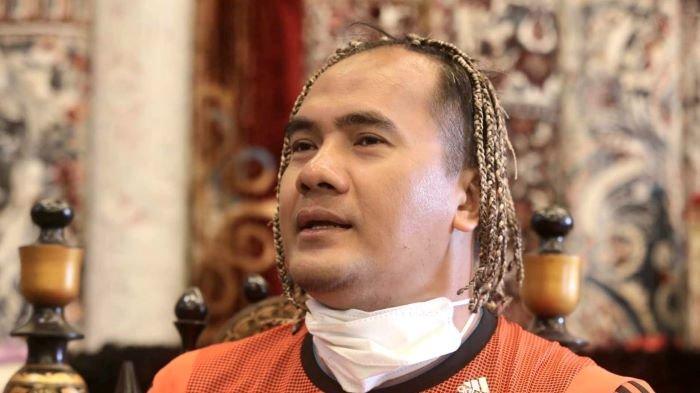Saipul Jamil Tampil dengan Model Rambut Baru, Diminta Jadi Model Klip Lagu Baru Indah Sari