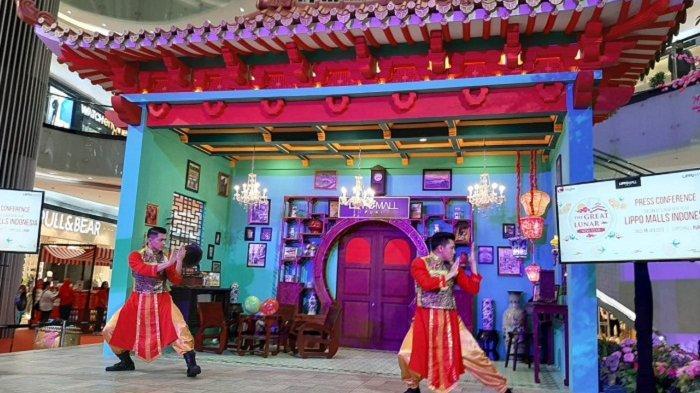 Tahun Baru Imlek Lippo Malls Gelar The Great Lunar New Year, Beragam Hiburan dan Program Belanja