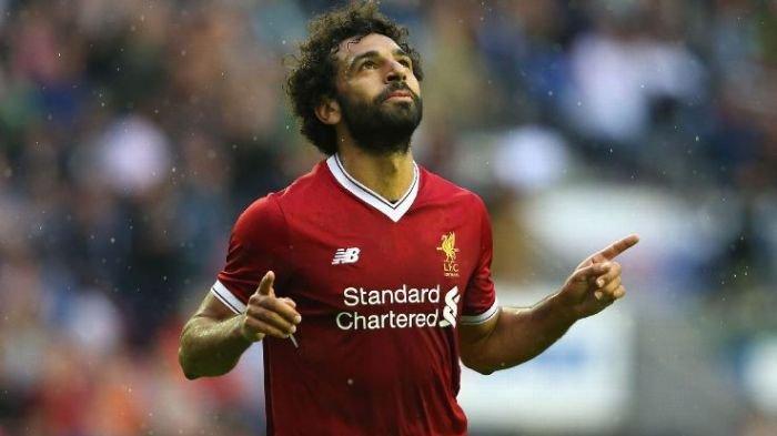 Gol-gol Mohamed Salah Bikin Heboh Mesir