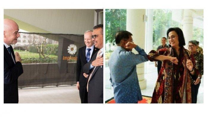 Wabah Virus Corona, WHO Rekomendasikan Pemerintahan Jokowi Liburkan Sekolah hingga Jauhi Tempat Umum