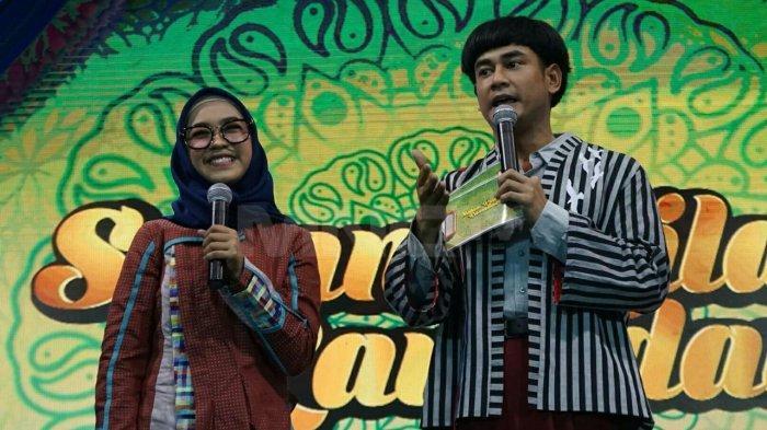 Konser Salam Kilau Ramadan Sukses Membuat Penonton Bernyanyi Dan Joget Bersama