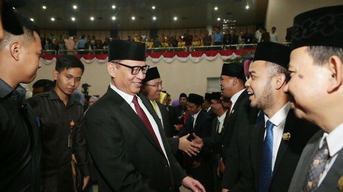 Gubernur Banten Sebut Dirinya Siap Dikritik dan Terima Masukan dari Anggota Dewan Banten yang Baru