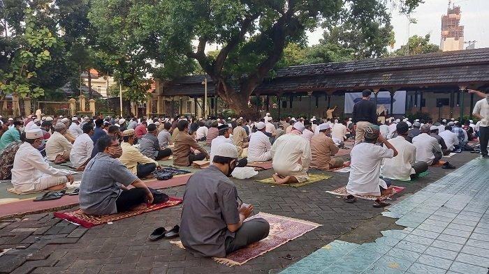 Masjid Agung Sunda Kelapa Tak Potong Hewan Kurban di Hari Raya Idul Adha 1441 Hijriah, Ini Alasannya
