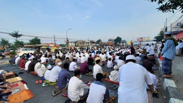 Salat Id di Masjid Annur Kranji Jadi Sorotan Media Asing, Ini Kata Pemkot Bekasi